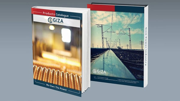 Giza Power Industry products Catalogue 2016