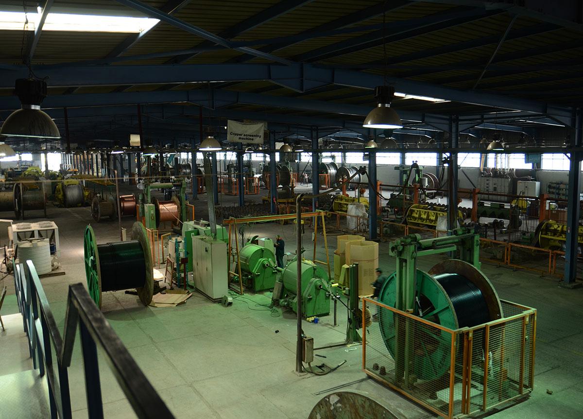 صور مصنع الجيزة باور